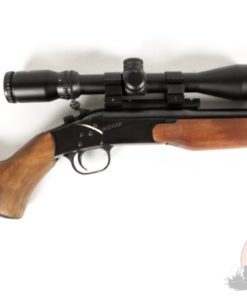 30-06 Rossi Wizard Wood/Blued Single Shot Scoped/ Suppressed Combo -  Excellent Bore - 6305
