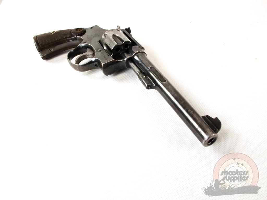 22 Parker Hale Smith & Wesson Victory Conversion Revolver - 806